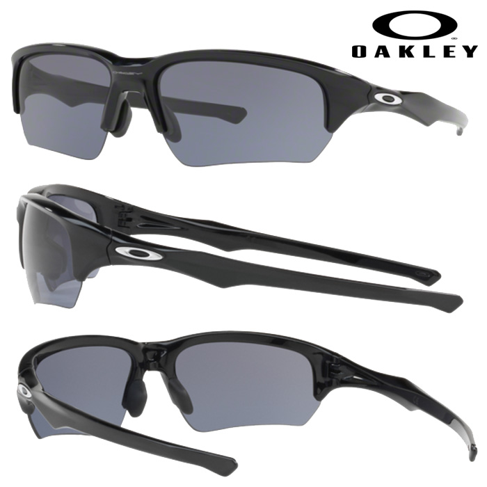 あす楽 OAKLEY オークリー サングラス FLAK BETA (ASIAN FIT) POLISHED BLACK OO9372-01 oak17fw