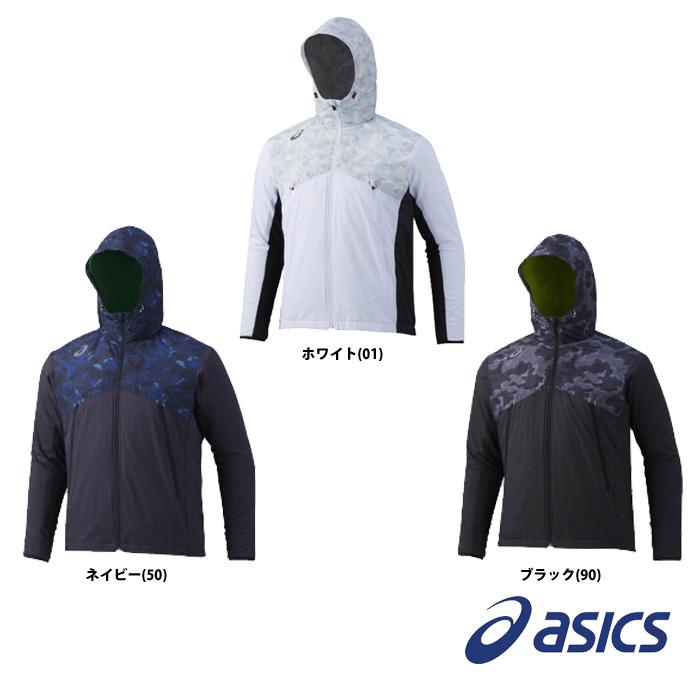 アシックス ゴールドステージ パーカー ウィンドジャケット BAW010 asi17fw