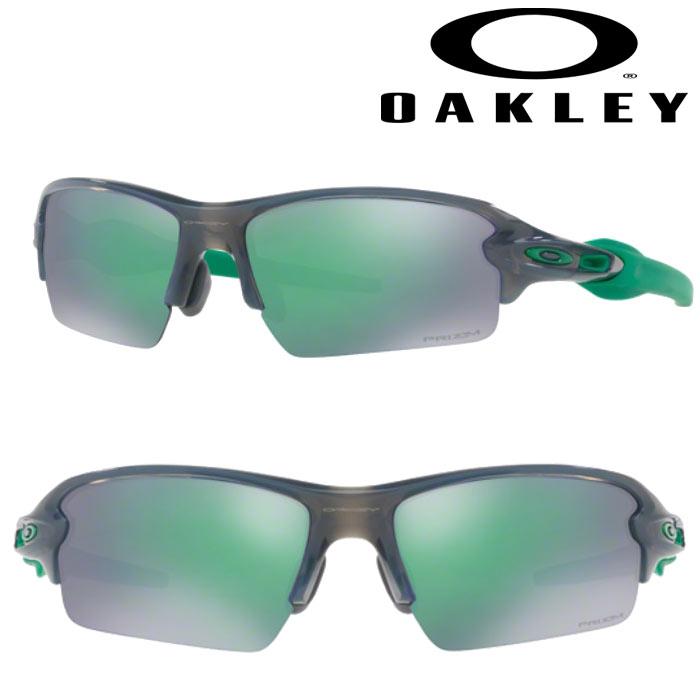 あす楽 OAKLEY オークリー サングラス FLAK 2.0 (ASIA FIT) PRIZM JADE GREY SMOKY OO9271-2361 oak18fw