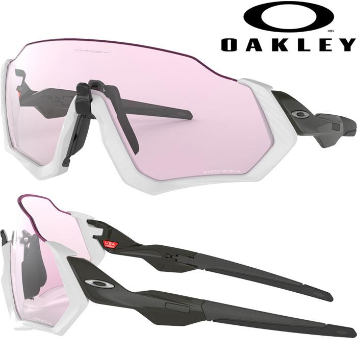 あす楽 OAKLEY オークリー サングラス FLIGHT JACKET Prizm Low Light フライトジャケット OO9401-0337 oak18ss