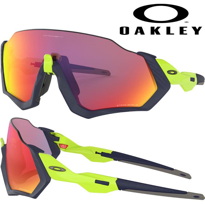 あす楽 OAKLEY オークリー サングラス FLIGHT JACKET Prizm Road フライトジャケット OO9401-0537 oak18ss