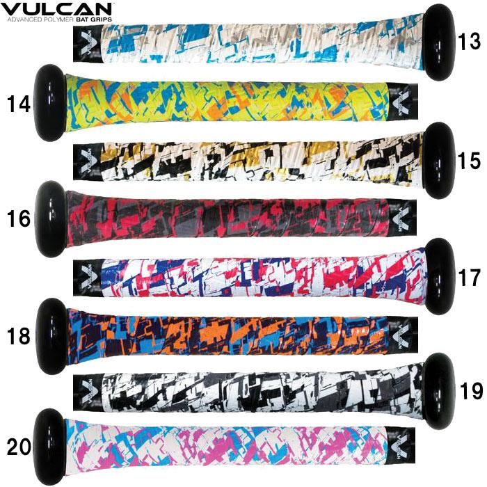 衝撃のデザインと確かなグリップ力 バルカン VULCAN バット 至上 グリップテープ 正規輸入品 VULCAN-ASP 定価 ASPシリーズ