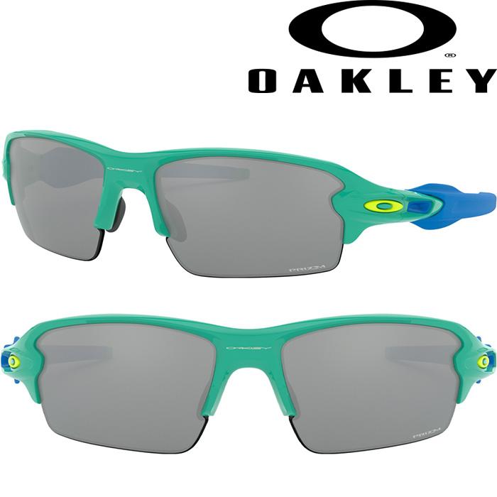 あす楽 OAKLEY オークリー サングラス FLAK 2.0 (ASIA FIT) Prizm Black × Celeste OO9271-34