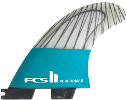 【FCS2 フィン】FCS2 PERFORMER PC CARBON TRI FIN FCS II エフシーエス サーフィン フィン 送料無料