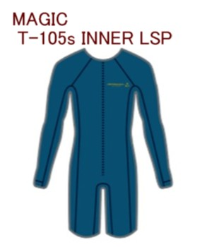 2019 MAGIC T-105s INNER LSP 冬用インナー マジック 長袖スプリングマジック インナー 送料無料