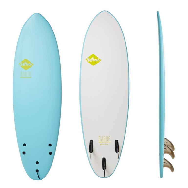SOFTECH サーフボード 6'0 THE SABRE COMP 6'0