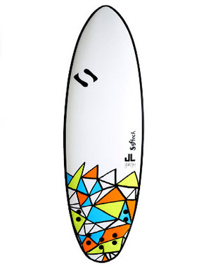 "SOFTECH SURFBOARDS JAKE LEVY 5 ' 8 ""DSS ソフテック 서핑 보드 소프트웨어 보드 824 라쿠텐 카드 분할"