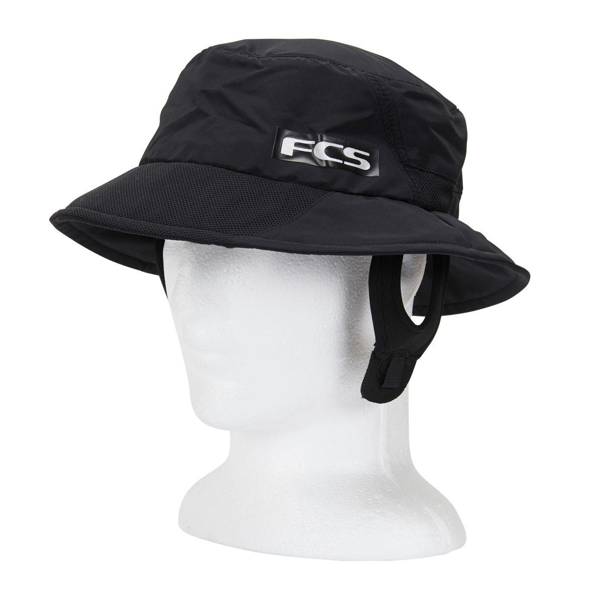 大幅にプライスダウン 送料無料 いよいよ人気ブランド FCS サーフハット ESSENTIAL SURF BUCKET HAT サーフィン エフシーエス ハット BLACK