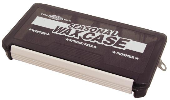 トランスポーター シーズナル ランキングTOP5 ワックスケース サーフィン ワックス TRANSPORTER CASE SMOKE 入手困難 WAX
