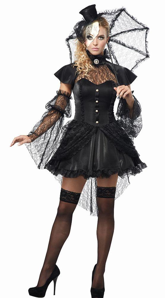 ヴィクトリア人形のコスチューム4点セット イベント仮装コスチューム コスプレ ・ハロウィン・大人女性用【】