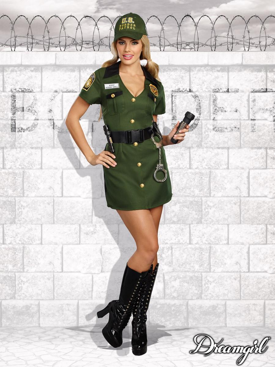 エージェント ノーマ・スウォール レディースコスチューム 4点セット 女性用 コスプレ衣装 (二次会、仮装、パーティー、ハロウィン)大人女性用