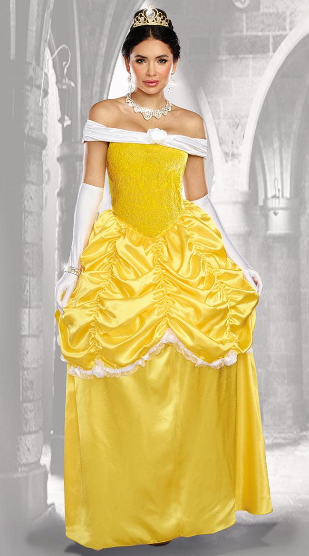 フェアリーテイル ビューティ レディースコスチューム 2点セット 女性用 コスプレ衣装 (二次会、仮装、パーティー、ハロウィン)大人女性用