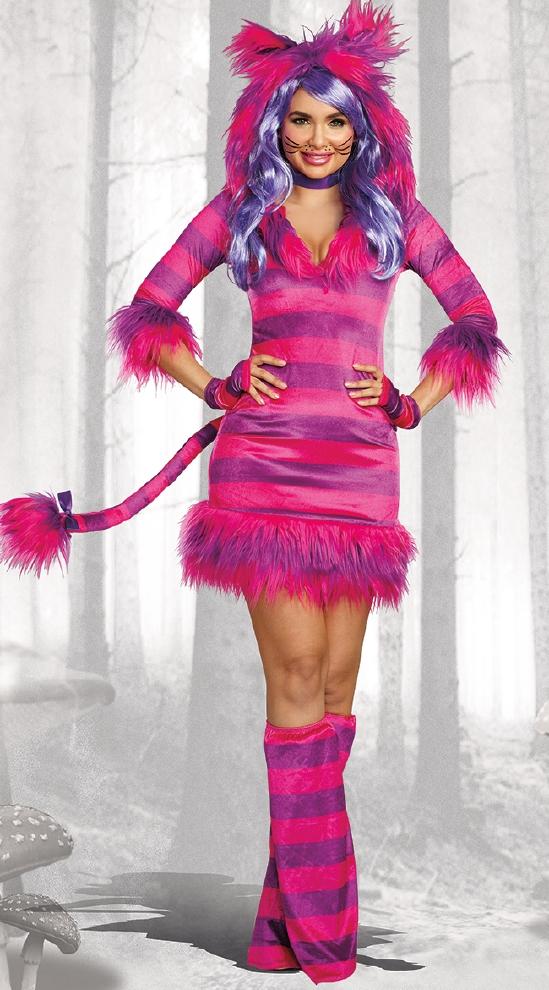 マジックキャット レディース用コスチューム 4点セット コスプレ衣装  セクシー(二次会、結婚式、仮装、パーティー、宴会、ハロウィン)大人 女性