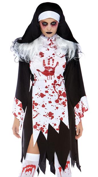 デッドリーシスター レディースコスチューム2 点セット LEG AVENUEレッグアベニューコスプレ衣装 かわいい 仮装・ハロウィン・パーティー 大人女性