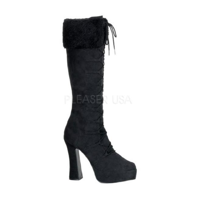 ELECTRA-2036 ブーツ5インチ(約12.5cm)ハイヒール /Pleaserプリーザー コスプレ靴 ハロウィン 仮装 大きい