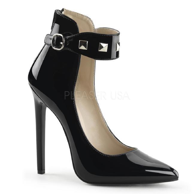 SEXY-31 5インチ(約13cm) ハイヒール 厚底サンダル /Pleaserプリーザー パーティー 靴 大きいサイズ