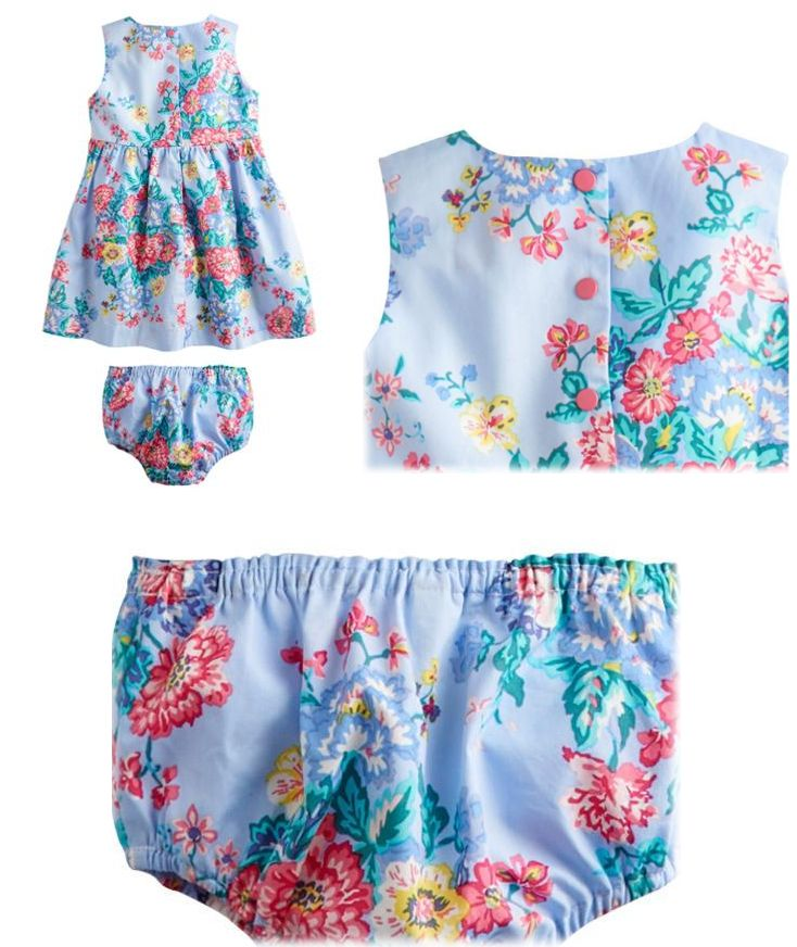 a068bb5b7c355 joulesベビードレス可愛い花柄キッズワンピースパンツ付きジュールズクロージングお出かけ JoulesClothing可愛い