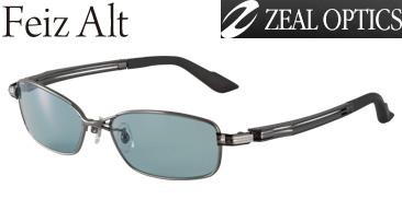 ●ジール Zeal FeizAlt フェイズオルタ F-1352 ガンメタル/マスターブルー 【まとめ送料割】