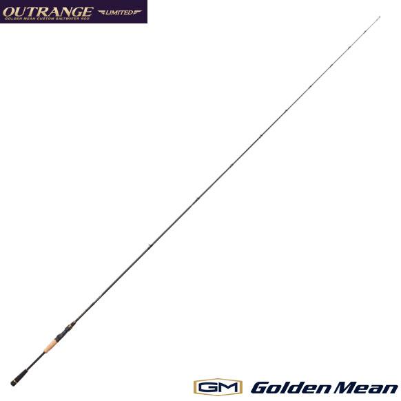 ●ゴールデンミーン シーバスロッド アウトレンジ リミテッド ORC-88-LTD TECHNICAL