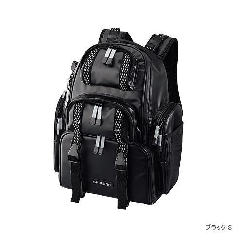●シマノ システムバッグXT DP-072K ブラック Sサイズ(74791)
