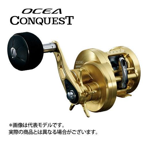 ●シマノ オシア コンクエスト 201HG (左ハンドル) (03301) 【まとめ送料割】