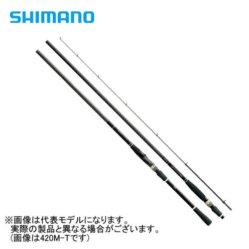 ●シマノ ボーダレス BB 420M-T 振出スピニングモデル (24545)