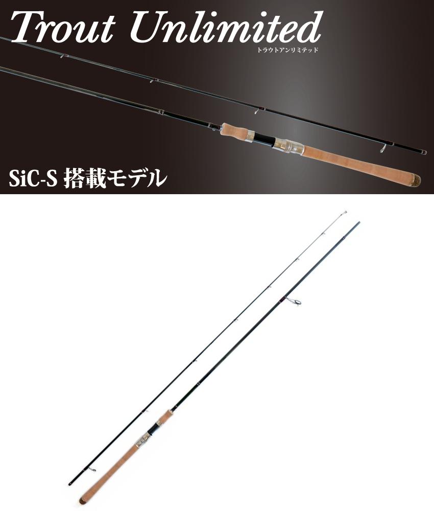 ●ジャクソン トラウトアンリミテッド TUSS-882ML(スピニングモデル)