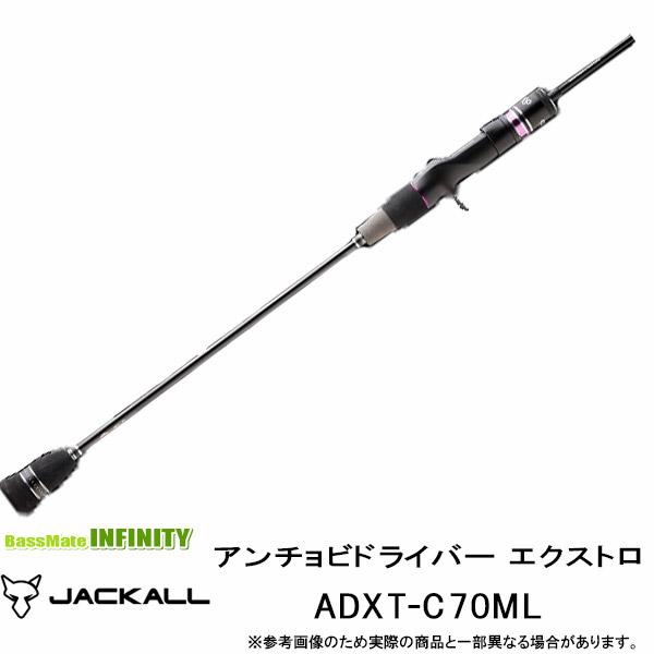 ●ジャッカル アンチョビドライバー エクストロ ADXT-C70ML