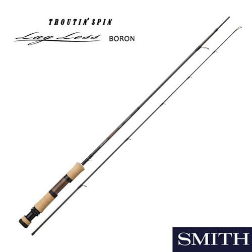 ●スミス SMITH トラウティンスピン ラグレス TLB-53DT D-twitcher53