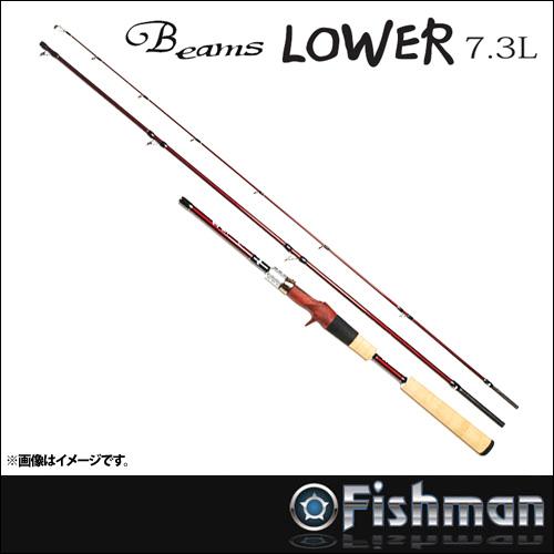 ●Fishman フィッシュマン Beams ビームス LOWER ローワー 7.3L