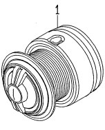 ダイワ 13プレイソ2500LBD 4960652932943 格安 用 キャンセル及び返品不可商品 部品コード128788 まとめ送料割 激安 純正標準スプール