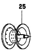 ●ダイワ スティーズ100SHL(4960652825665)用 純正標準スプール (部品コード129452) 【キャンセル及び返品不可商品】 【まとめ送料割】
