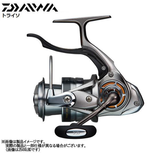 ●ダイワ 16 トライソ 2500H-LBD 【まとめ送料割】