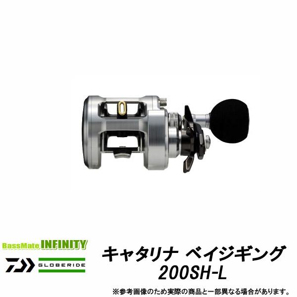 ●ダイワ キャタリナ ベイジギング 200SH-L 【まとめ送料割】