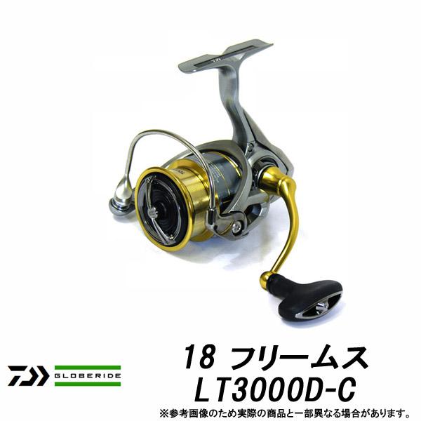 Daiwa Reel 18 FREAMS LT3000D-C Japan import