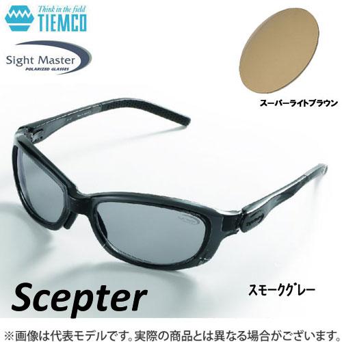 ●ティムコ サイトマスター セプター スモークグレー(スーパーライトブラウン) 【まとめ送料割】