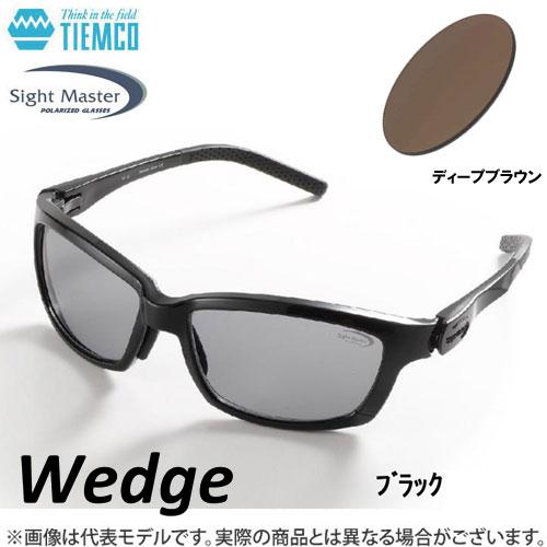 ●ティムコ サイトマスター ウェッジ ブラック(ディープブラウン) 【まとめ送料割】