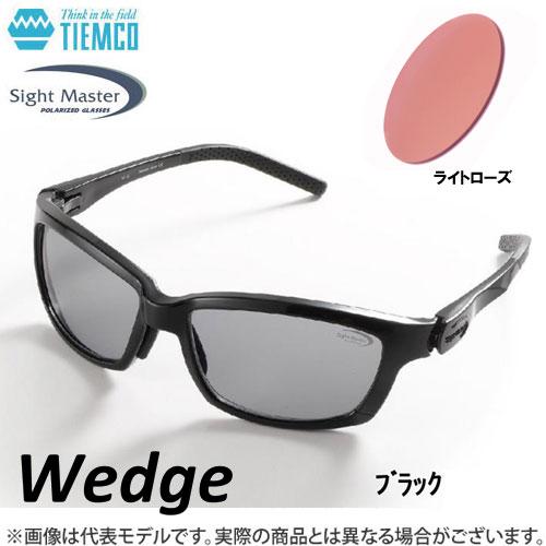 ●ティムコ サイトマスター ウェッジ ブラック(ライトローズ) 【まとめ送料割】