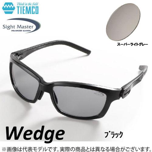 ●ティムコ サイトマスター ウェッジ ブラック(スーパーライトグレー) 【まとめ送料割】