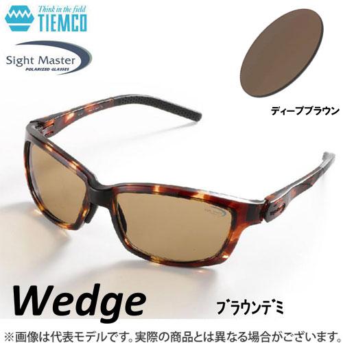 ●ティムコ サイトマスター ウェッジ ブラウンデミ(ディープブラウン) 【まとめ送料割】
