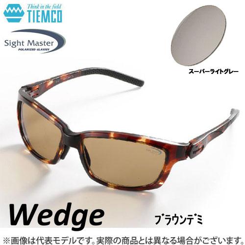 ●ティムコ サイトマスター ウェッジ ブラウンデミ(スーパーライトグレー) 【まとめ送料割】