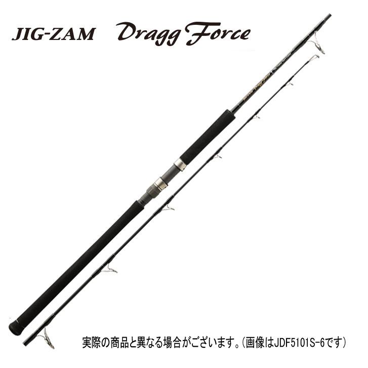 ●テンリュウ 天龍 ドラッグフォース JDF5101S-6 スピニングモデル