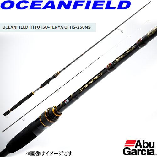 ●アブガルシア OCEANFIELD オーシャンフィールド ヒトツテンヤ OFHS-250MS