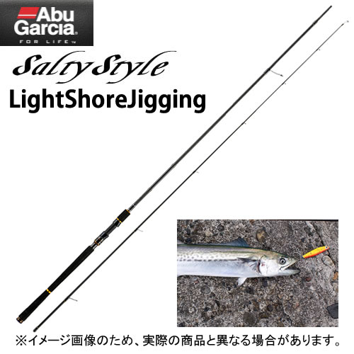 ●アブガルシア ソルティースタイル ライトショアジギング STLS-962ML30-KR
