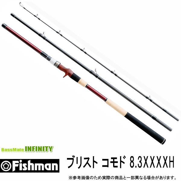 Fishman フィッシュマン BRIST ブリスト conodo コモド 8.3XXXXH(FBR83XXXXH)