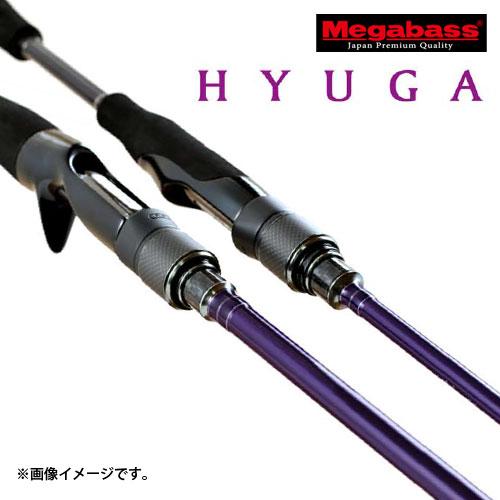 【在庫限定30%OFF】メガバス HYUGA ヒューガ 611MH 【sale01b】