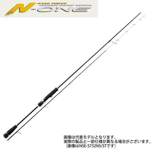 ●メジャークラフト N-ONE エヌワン イカメタル NSE-S682NS/ST