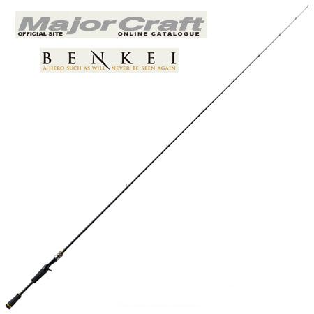 ●メジャークラフト ベンケイ BIC-62M ベイトモデル (1ピース)