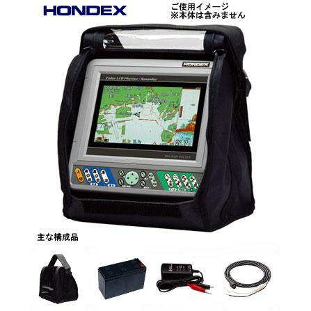 ●ホンデックス用 バッテリーセット7型ワイド・8.4型液晶用 (BS06) 【まとめ送料割】