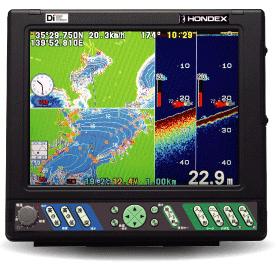 ●ホンデックス HONDEX HE-101GP-Di GPS仕様 デジタルモデル 【まとめ送料割】